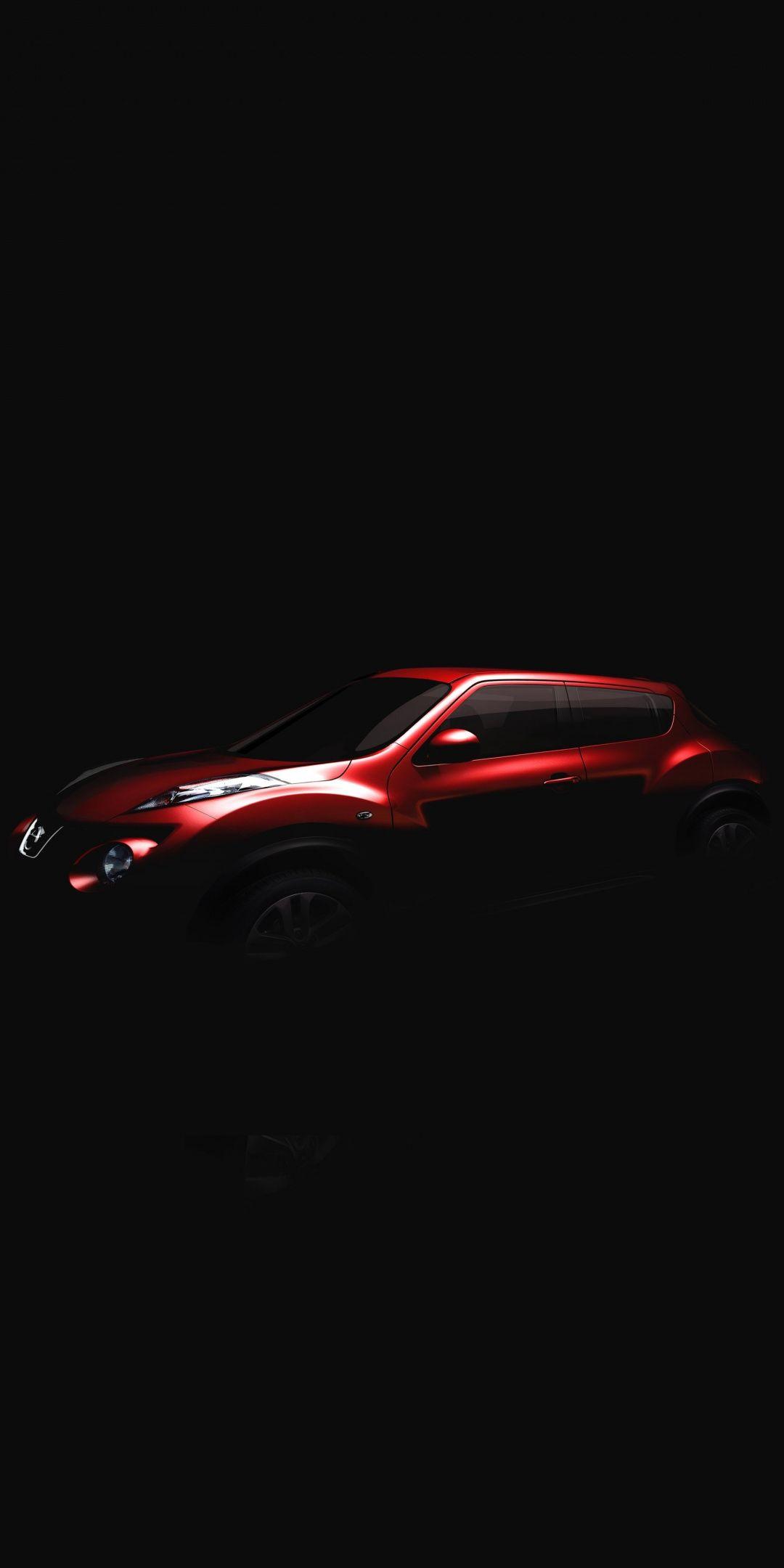 Nissan Juke Red Car Portrait 1080x2160 Wallpaper Nissan Juke Red Car Nissan