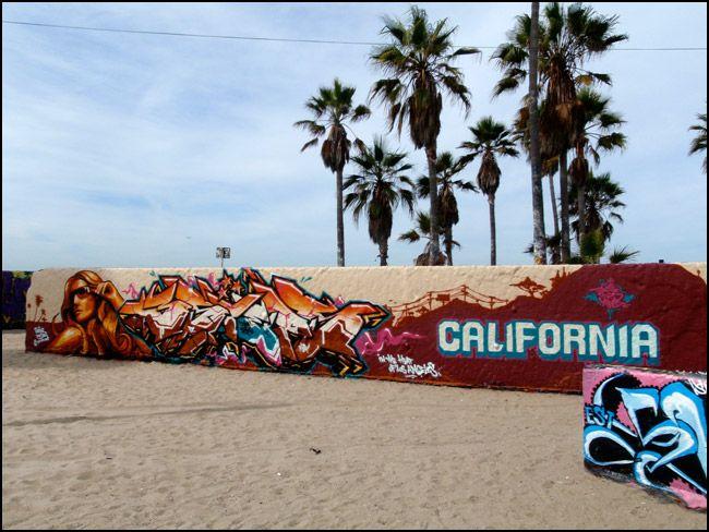 California venice beach graffiti graffiti murals urban for California mural