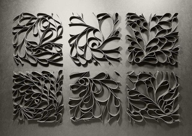 Paper Relief by lauren-moll, via Flickr
