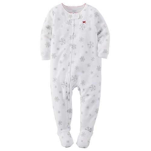 Burt's Bees Baby Pajamas - Zip Up Footed Sleeper PJs Owlivia Organic Cotton Baby Boy Girl Zip Front Sleep 'N Play, Footed Sleeper, Long Sleeve (Size Month) by Owlivia.