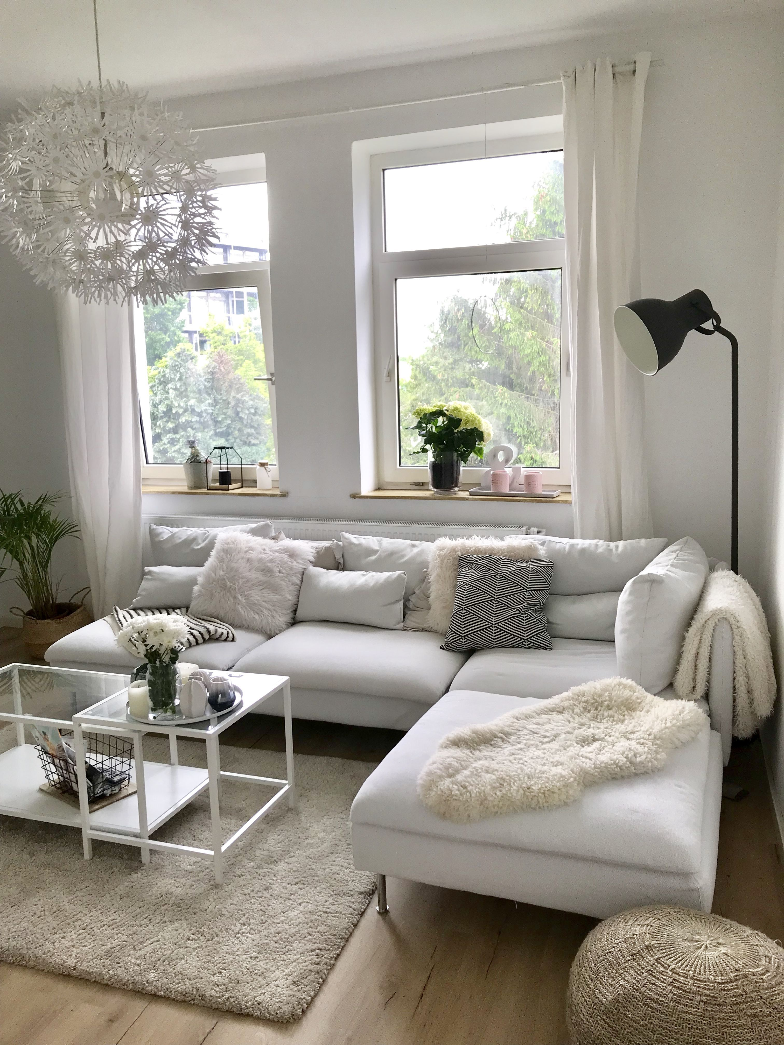 Ikea Inspirationen South Harbor In 2020 Pine Living Room