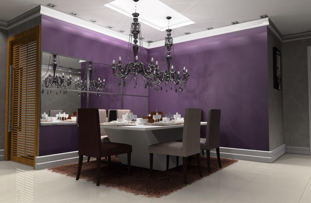Sala de jantar!