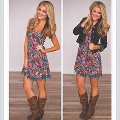 Country concert | Cowgirl dresses