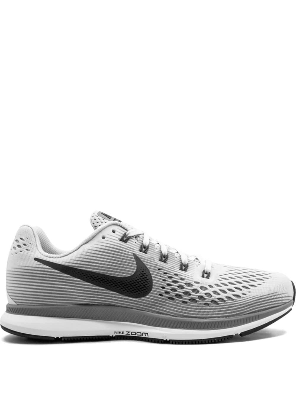 Nike Nike Air Zoom Pegasus 34 Sneakers Grey Nike Shoes Nike Air Zoom Pegasus Nike Air Zoom Sneakers Grey