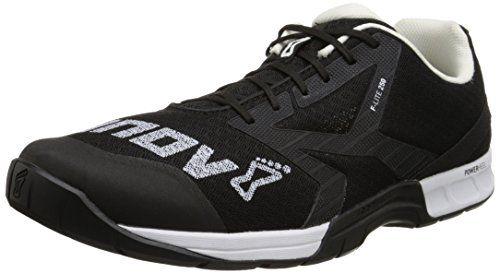 3886793bd1bb2 Inov8 Mens Flite 250 Performance Training Shoe BlackWhite 105 D US ...