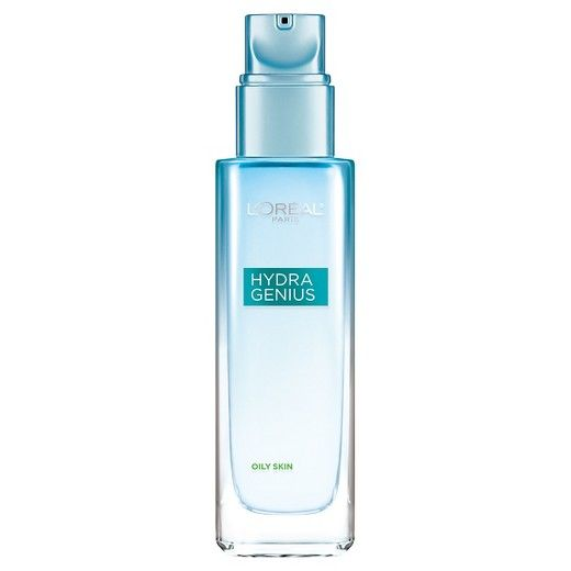 L'Oreal® Paris Hydra Genius Mattifying Water Gel Oily Skin 3oz : Target