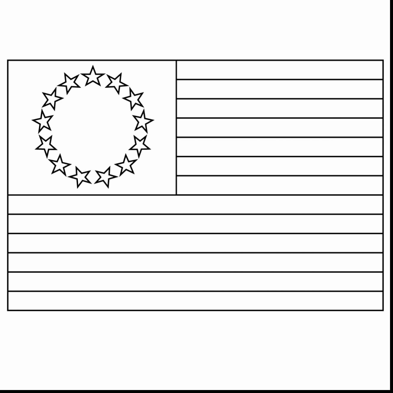 State Flags Coloring Pages Fresh American Flag Coloring Pages