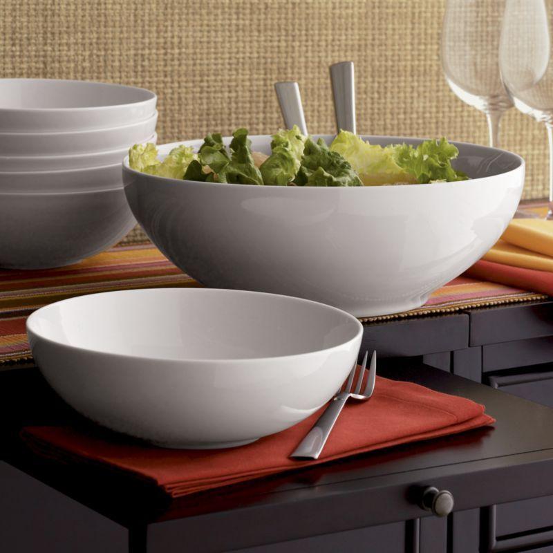 bc772999db094cd4dcdd22ae1058520d - Better Homes & Gardens Porcelain Coupe Serve Bowls