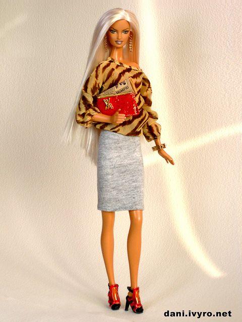 Versace Barbie | 단 김 | Flickr