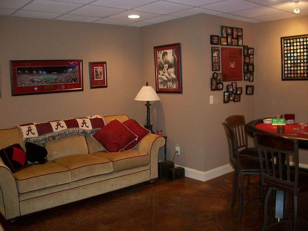 Man Cave Ideas For Quiz : Ultimate man cave kimberly couple s home features a dream room
