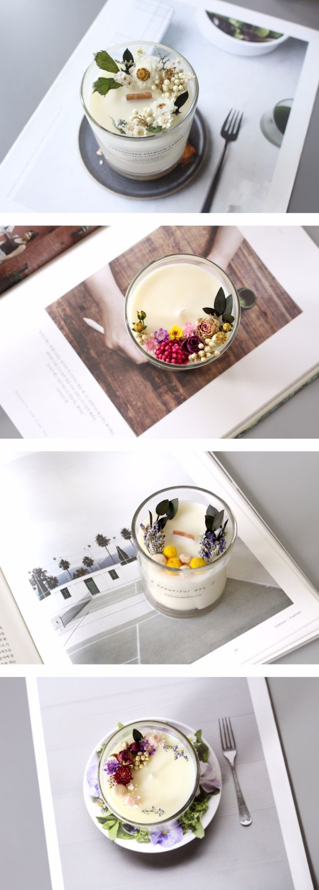 41 Brilliant DIY Ideas for Candles Homemade candles, Diy