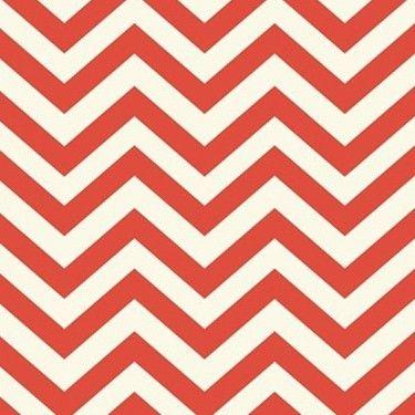 Birch Fabrics - Elk Grove Knit - Skinny Chev Coral