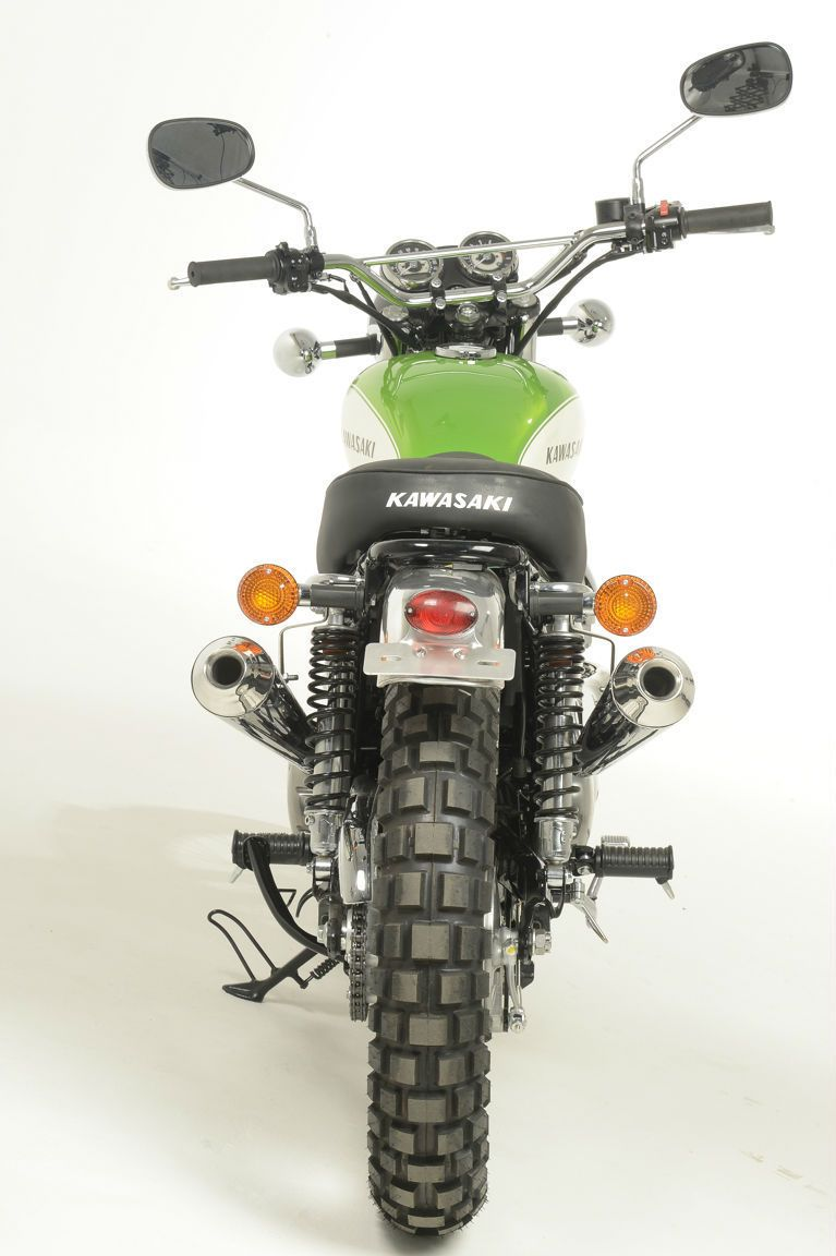 EARNSHAWS Kawasaki W800 Scrambler CR Caferacercultgr Custom News Earnshaws Cr