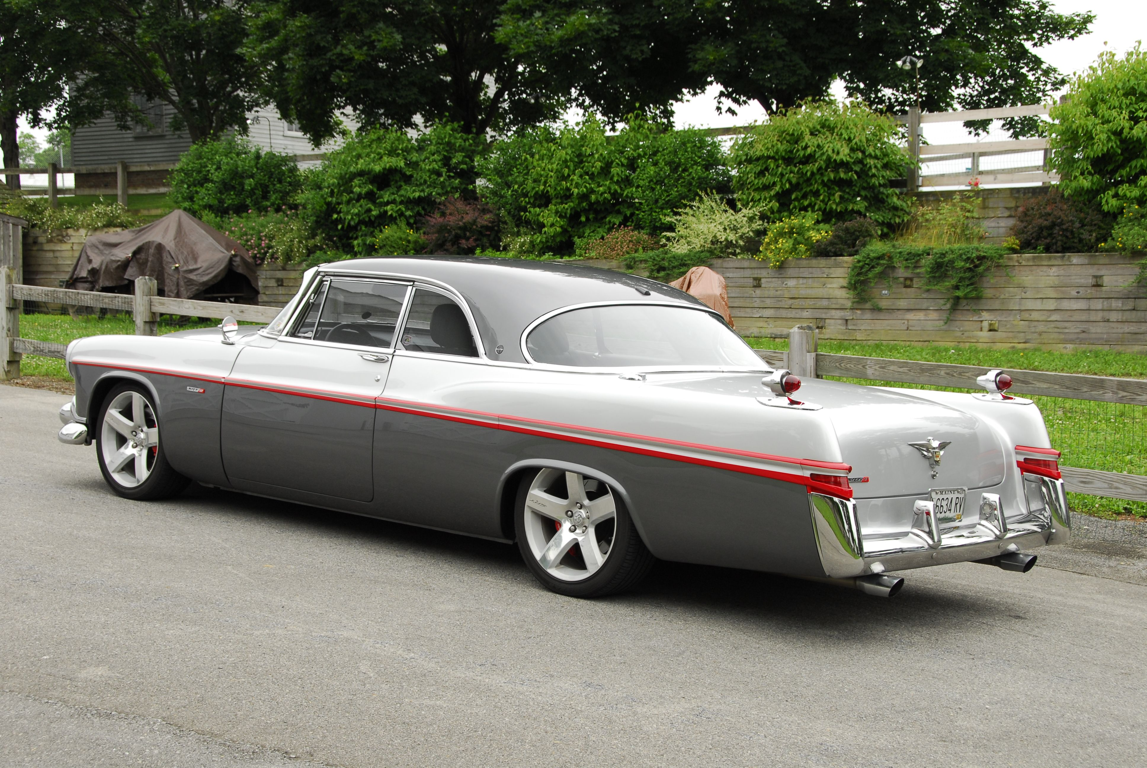 Paul White 1958 Chrysler Imperial Hot Rod Network