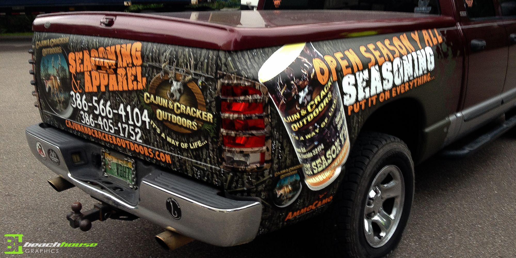 Daytona Beach, FLORIDA – Vehicle Wraps, Graphics, and ...