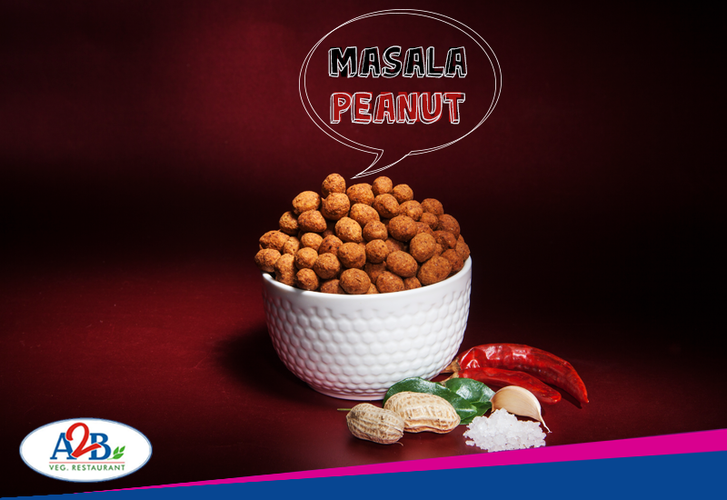 Enjoy your evening with these tasty crunchy Masala Peanut at Adyar Ananda Bhavan  www.aabsweets.in | admin@aabsweets.com +91- 44 - 23453050, 24469977, 24462324  #AdyarAnandaBhavan #Food #Foodie #Restaurant
