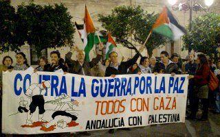 Andalucía con Palestina