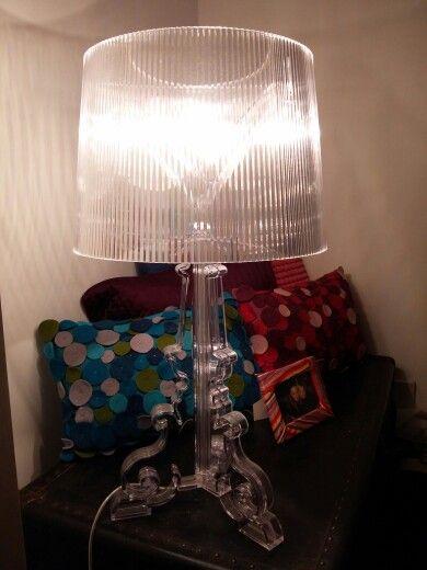 BOURGIE KARTELL lampada da tavolo di Ferruccio Laviani | Kartell ...