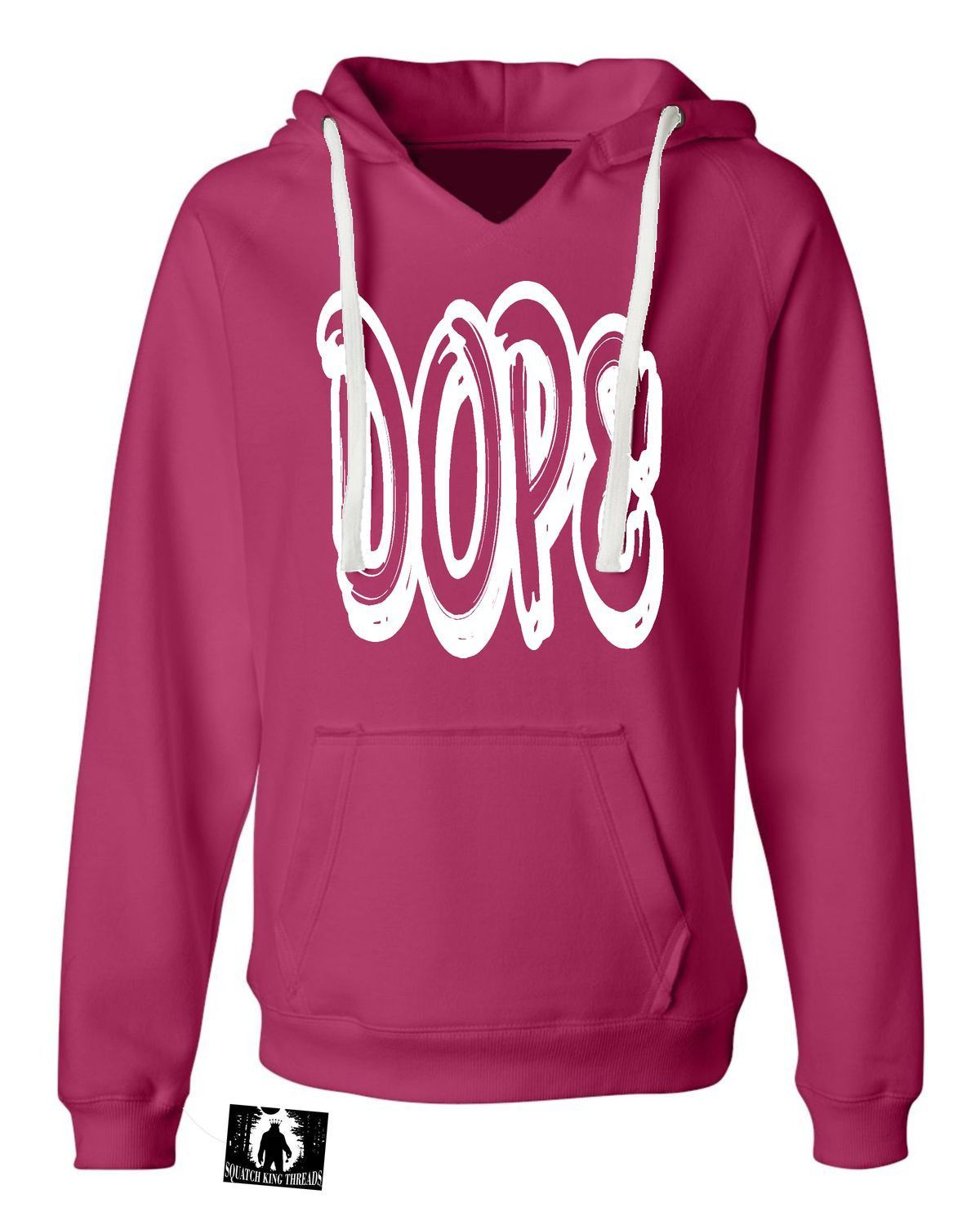 Womens Dope Deluxe Soft Hoodie