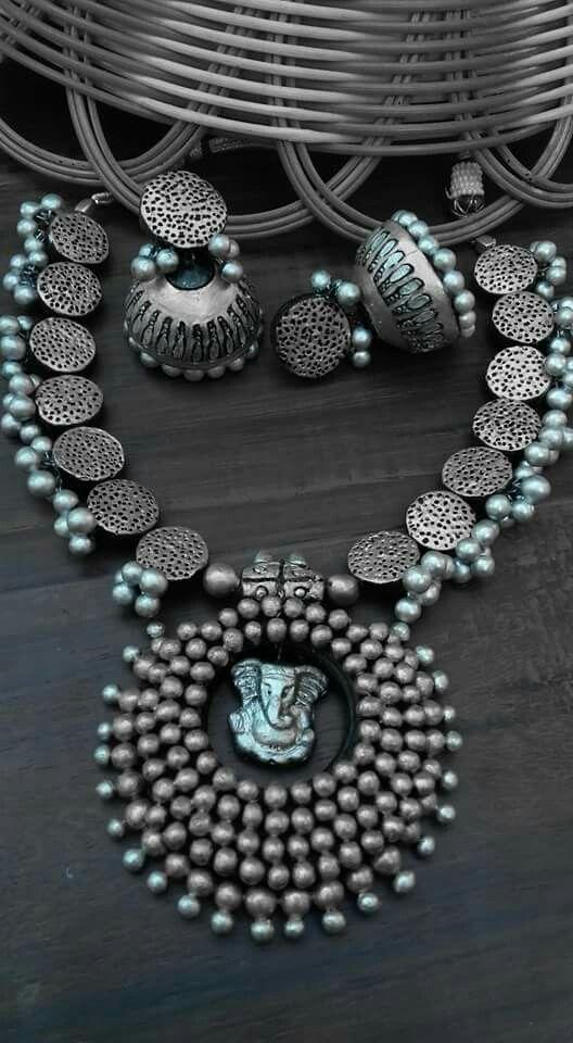 a21f89f1b Real terracotta jewelry 2800/- …   my styles   Terra…