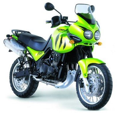 Triumph tiger 955i green roulette first slot machine