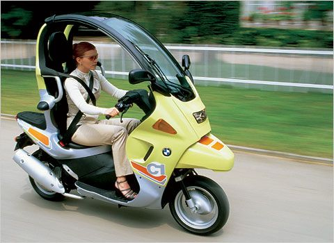Bmw C1 Almost Successful Bmw C1 Scooter Bmw Motors