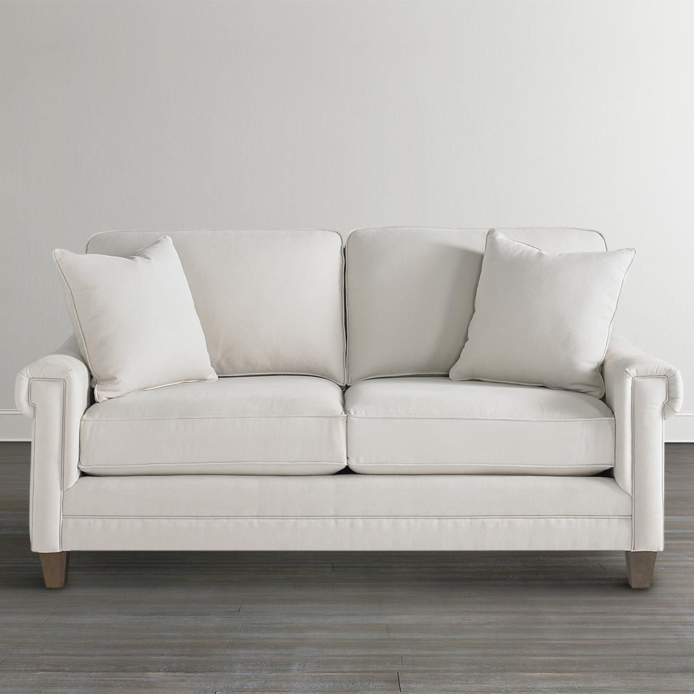 - White Sofa Small (With Images) Small White Sofa, Small Sleeper