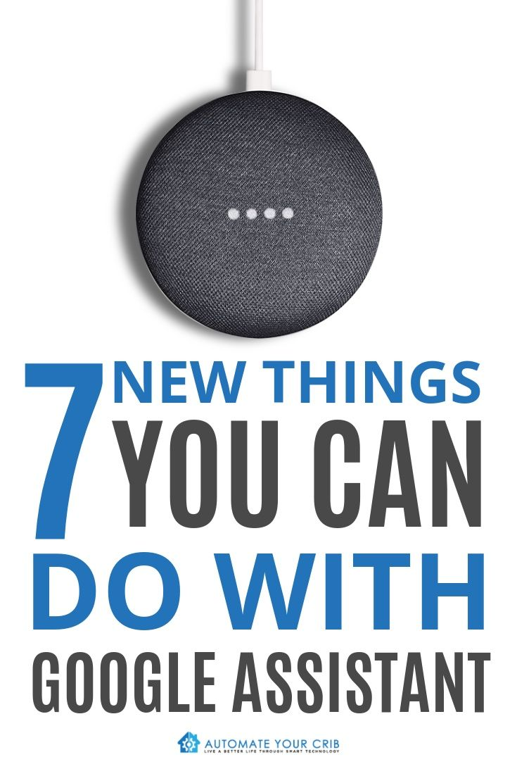 7 New Things You Can Do with Google Assistant  #googlehomemini