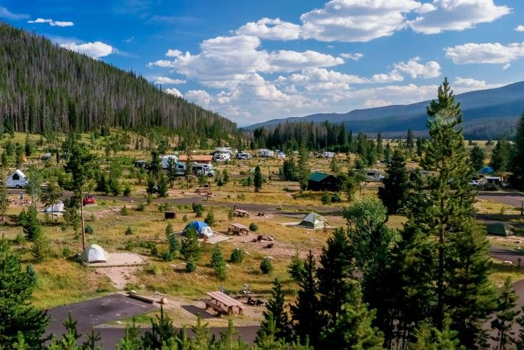 National Park Campgrounds Need Work. Is Zinke's