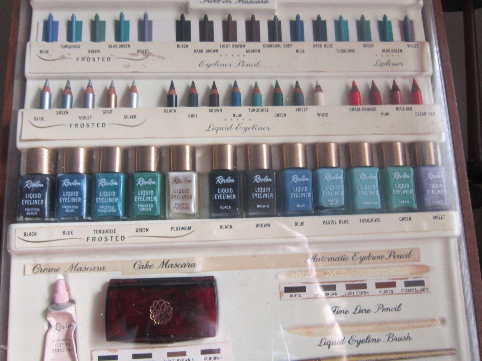 Revlon Eye Makers General Store Display Countertop