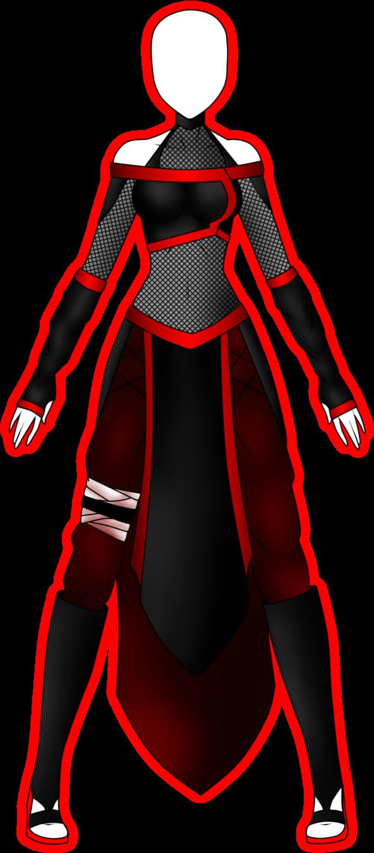 Vulkana's Naruto Outfit by 2050 on deviantART Ninja