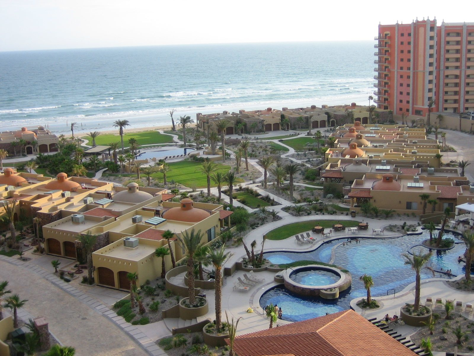 Rocky Point Mexico, Bella Serina Development on Sandy Beach