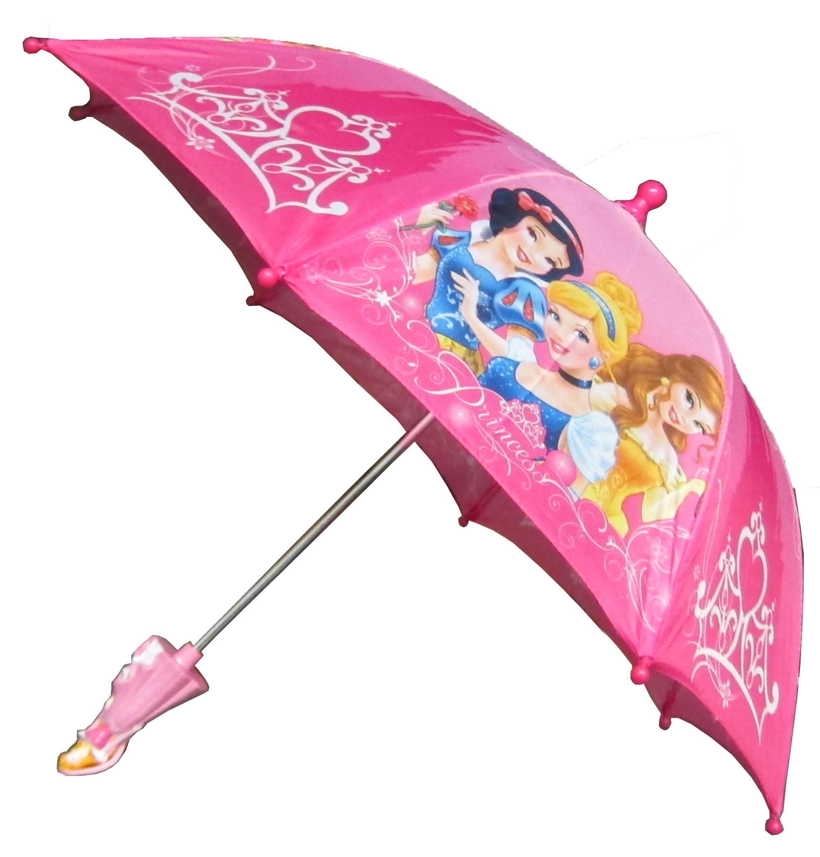 Princess girls umbrella