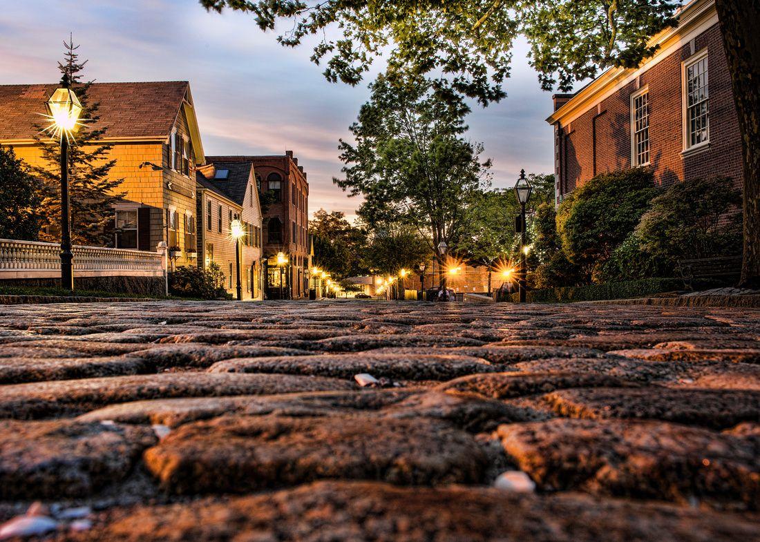 Around New England Johnny Cake Hill New Bedford Ma New Bedford Hometown New England