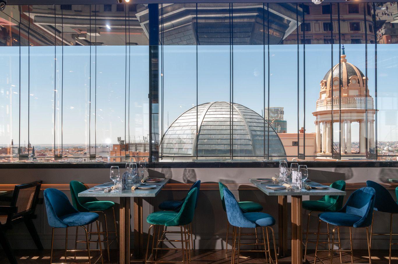 Una Ruta Por Los 15 Nuevos Restaurantes De Madrid Para Dar La Bienvenida Al Verano Restaurantes Madrid Restaurantes Rutas