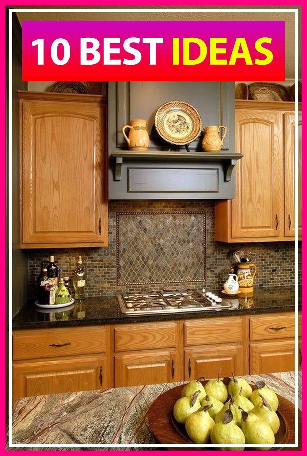 this is 10 inspiring oak cabinet kitchen wall color paint on good wall colors for kitchens id=28514