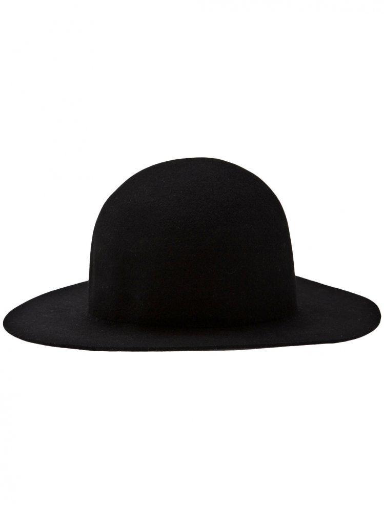 9adb6e3a7ec JUUN J - Wide Brim Hat - JC3A8B2H35 BLACK - H. Lorenzo
