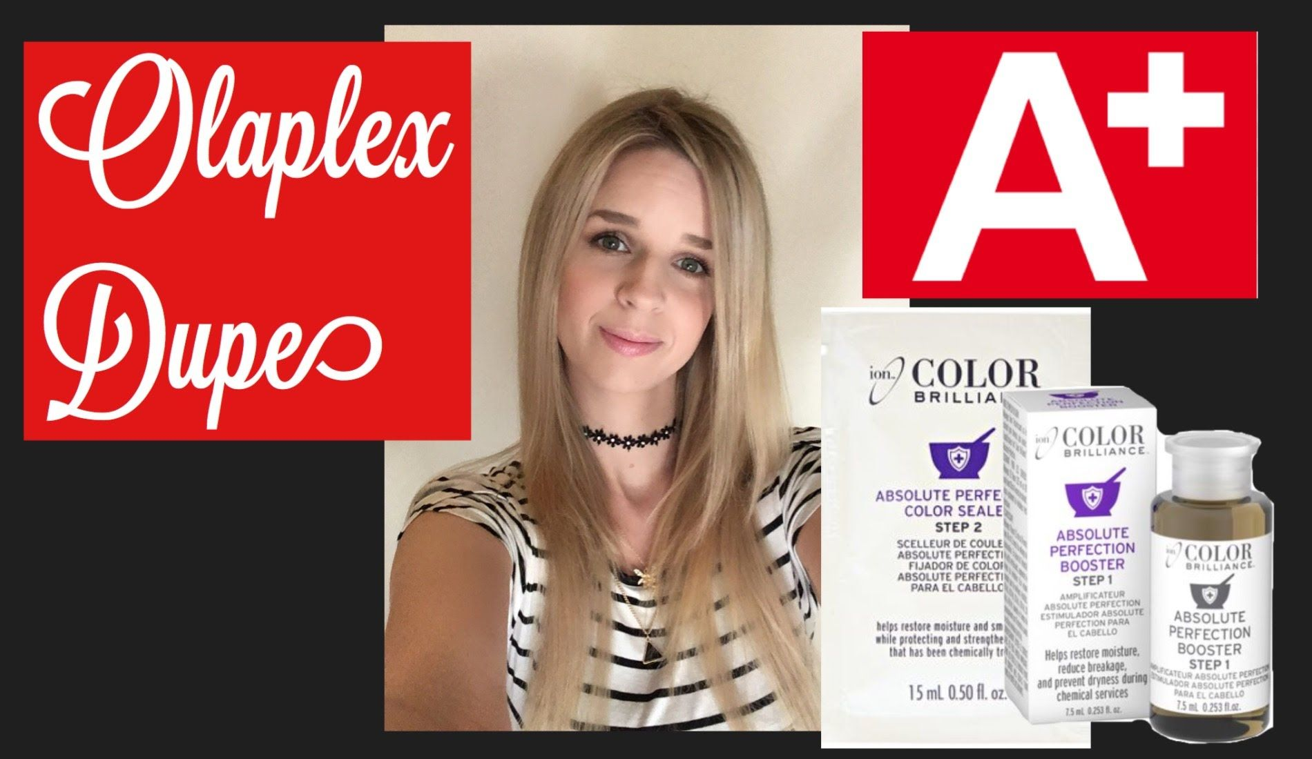 Olaplex Dupe From Sallys Beauty Less Damage For Bleaching Or