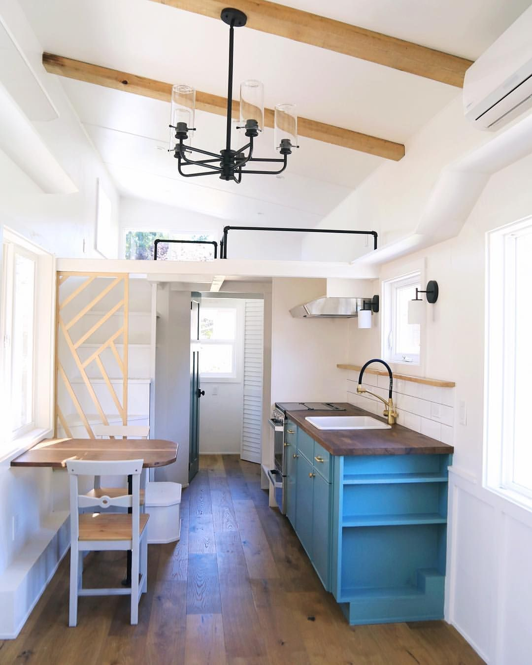 Inside outside small spaces tiny house houses space also pin by grimwood studio on insides  outsides rh pinterest
