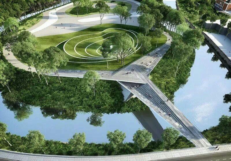bridge design urban landscapes