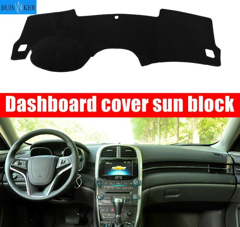 Review Car Inner Auto Dashboard Cover Dashmat Pad Carpet Sun Shade Dash Board Cover Fit For Chevrolet Ma In 2020 Chevrolet Malibu Dashboard Covers Exterior Accessories