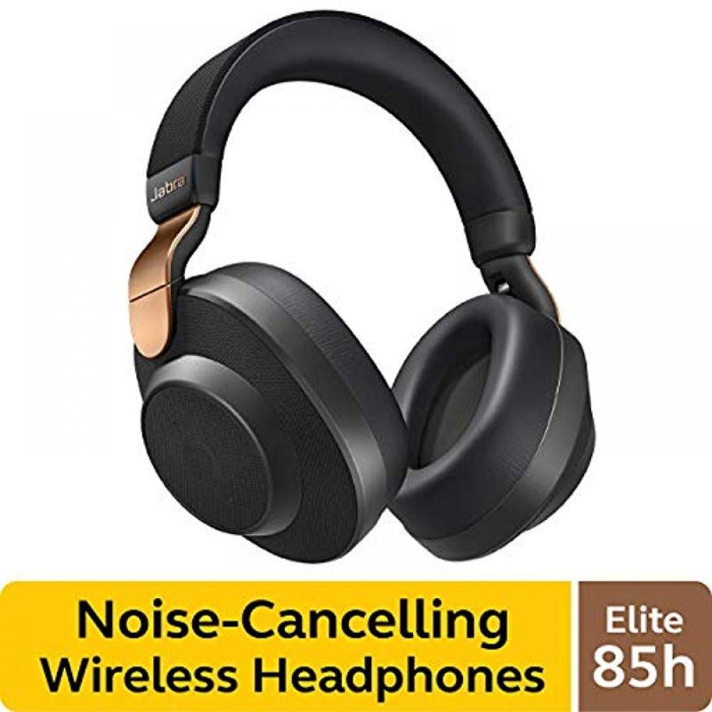Jabra elite 85h wireless noisecanceling headphones