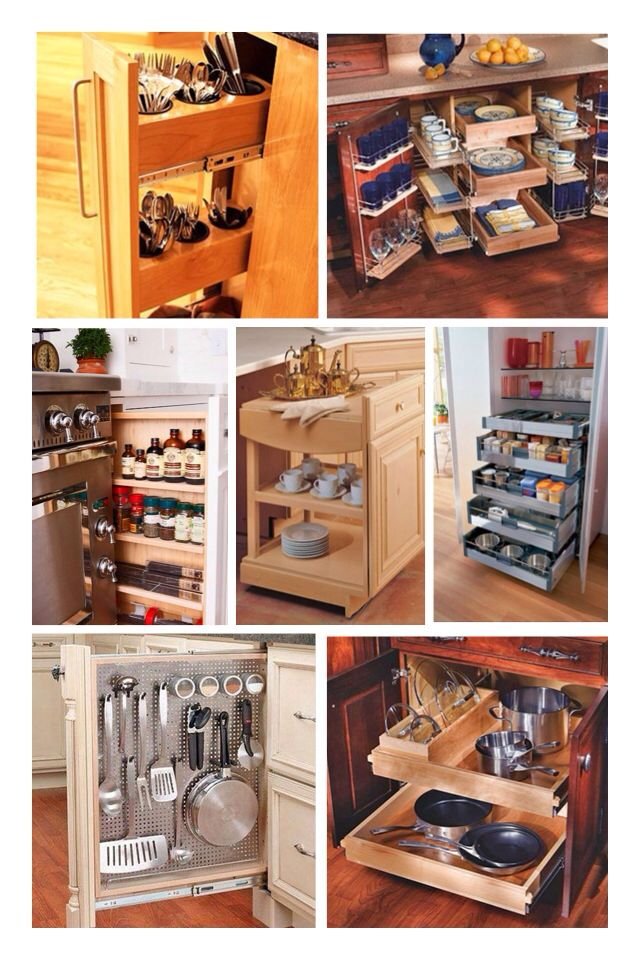 Ideas para organizar la cocina | Casa | Pinterest | Kitchens, Ideas ...