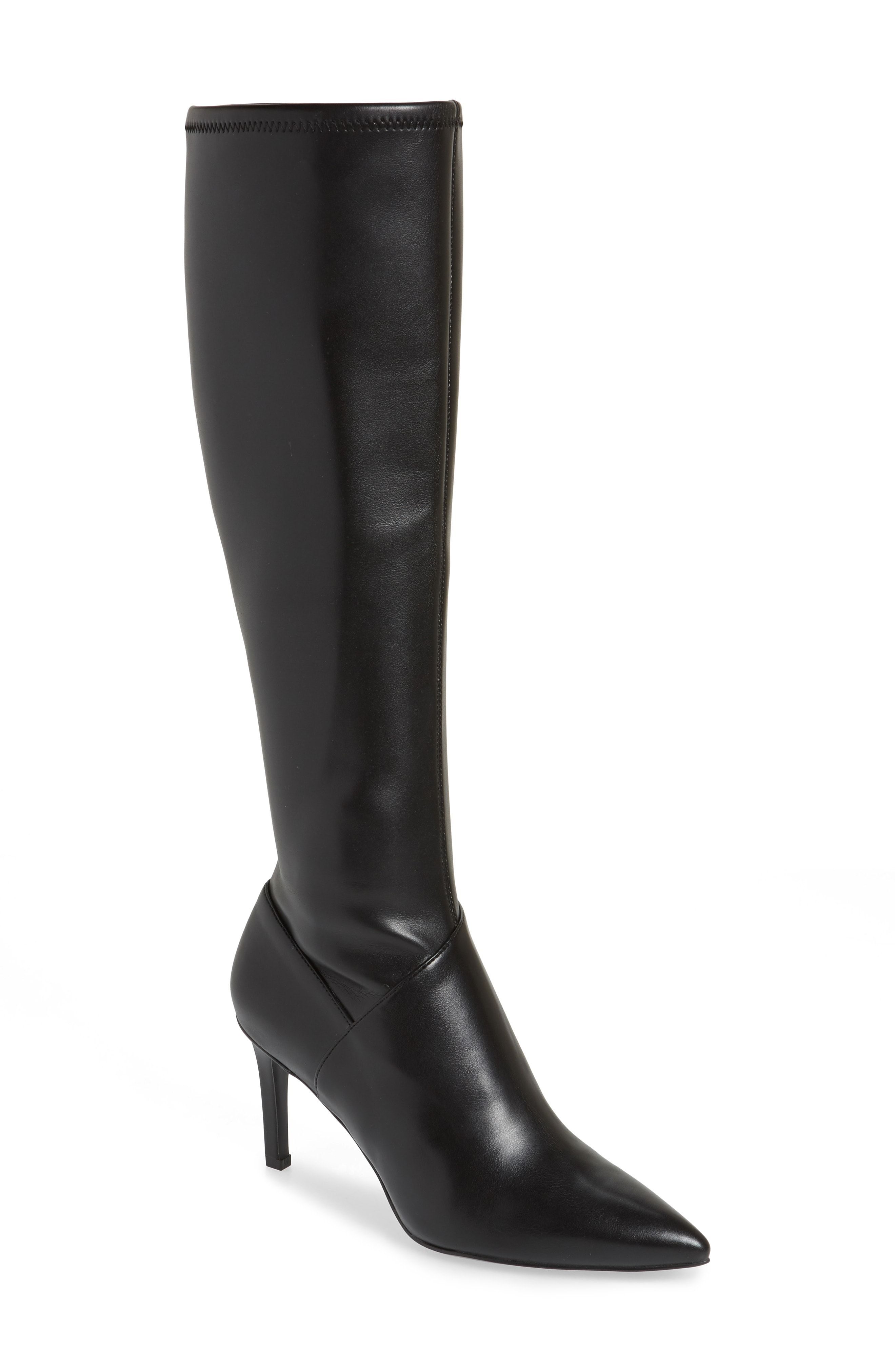 Styleneur.com | High knee boots outfit