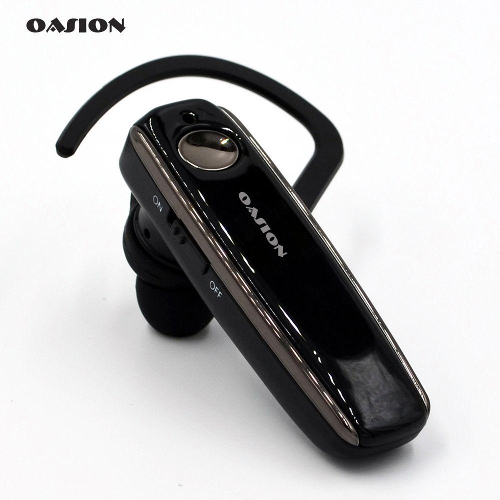 Handsfree Headset Noise Canceling Business Bluetooth Earphone Wireless Headphones 4 Mobile Phone Bluetooth Earphones Wireless Earphones Wireless Headphones
