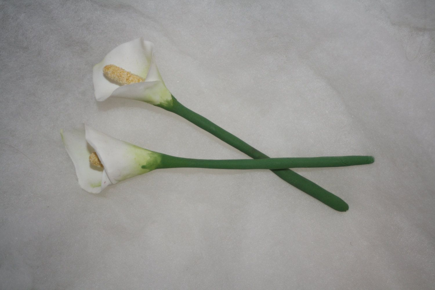Calla Lily Flower By Foreverflowersplus On Etsy Now For Sale In Your Choice Of Colors And In 4 Sizes Come Check It Out Today Lily Flower Calla Lily Calla