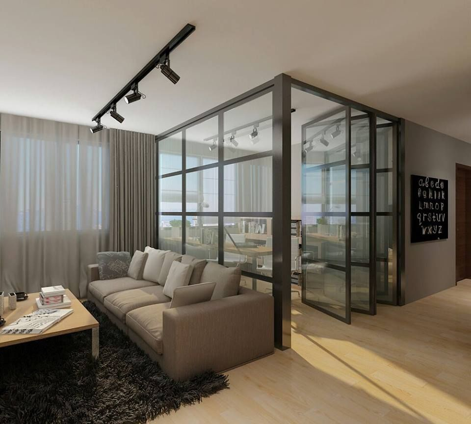 HDB BTO 4-Room 3D Design Ideas - Interior Design Singapore ...