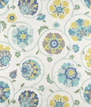 P Kaufmann Samarkand Peacock Fabric Fabric Decor