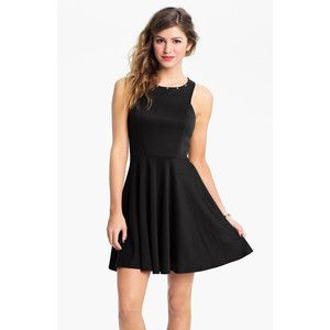 Black Party Dresses for Juniors at Seacrs