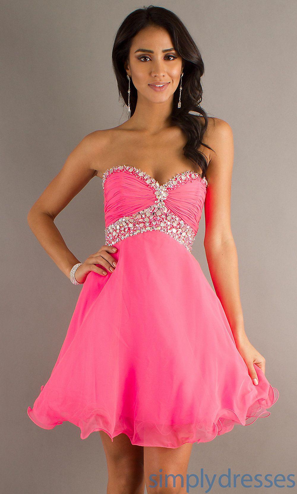 Bridesmaid dress - neon wedding dress | Bridesmaid Dresses | Pinterest